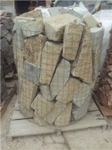 Italian Trachite Yellow/ Trachyte Grey Building Rocks