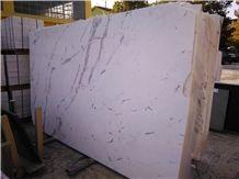 Volakas White Marble Slabs & Tiles, Greece White Marble