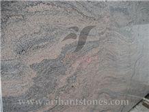 Juprana Pink Granite Slabs