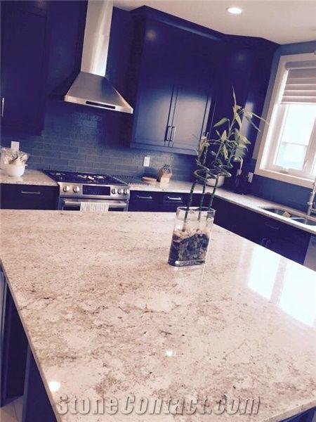 Eagle White Granite Countertops Brazil From Canada