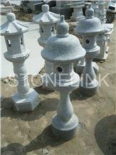 Slla-007, G603 Granite Lantern
