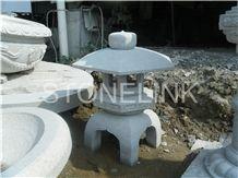 Slla-008,Natural Stone ,Garden Lantern