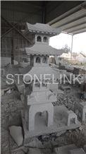 Slla-010, Stone Lantern for Garden Decorating