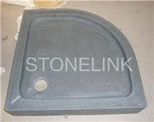 Slsh-001, Grey Basalt Shower Trays, Shower Bases