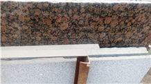 Baltic Brown Granite Slabs & Tiles,Baltic Brown Luumaki,Bruno Baltico,Castanho Verdoso,Coffe Diamond,Marrone Baltico,Monola Brown, Ylaemaan Ruskea,Finland Brown Granite