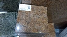 Gold Diamond Granite Tiles & Slabs,Wall & Floor Covering,Sun Gold Granite,Golden Garnet Granite,Golden Diamond Granite, Xinjiang Gold,China Yellow Granite