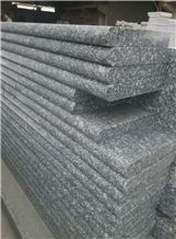Fargo G604 Granite Polished Steps, Grey Granite G604 Stair Treads/Staircase for Usa Project