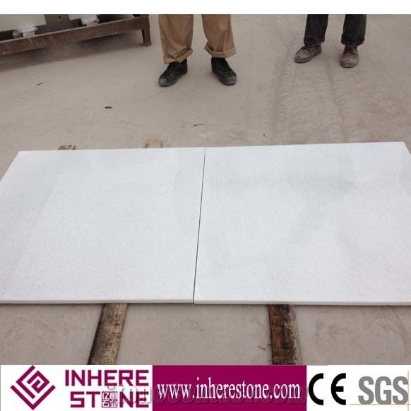 Cheap Pure White Granite Tile Crystal White Granite Floor Tile From