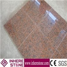 China Red Granite G562 Granite Tile & Slab