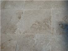Turkey Ebruli Capucino Marble, Beige Marble Tiles & Slabs, Flooring Tiles