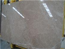 Turkey Hira Beige Marble Tiles & Slabs, Beige Marble Flooring Tiles