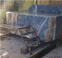 Turkey Skimadi Mare Marble Block, Grey Marble Blocks