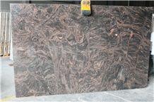 Romantic Blue Granite Slabs