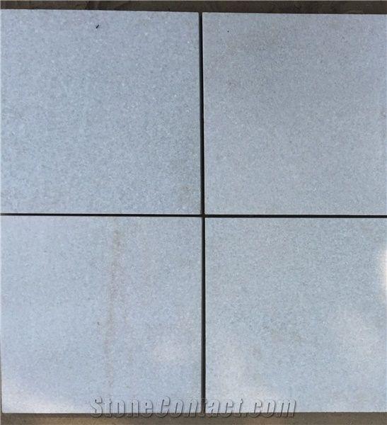 Super White China Quartzite Tile Pure White Quartz Flooring Tile