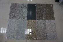 Grey Sardo Granite Slabs Tiles G640 Granite G603 Marble G687 Wall Tiles China Granite