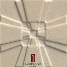 Spanish Beige Marble Tiles Crema Marfil Marble Polished Walling Tiles 3d Wall Panels Cnc Wall Panels Composited 3d Wall Natural Stone Tiles Decor Marble