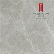 Venus Grey Marble-Thin Laminated Marble Flooring