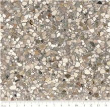 Super 12, Grey Quartz Stone Tiles & Slabs, Engineered Stone, Cut to Size Terrazzo Stone