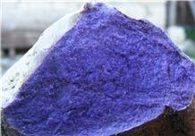 Purple Jadeite Stone