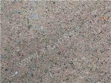 Peachy Granite Slabs & Tiles