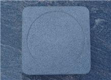 Grill Plate Lava Stone