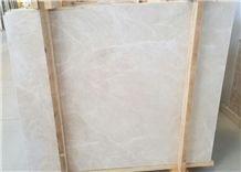 Yuco Beige Marble Tiles & Slabs Turkey, Beige Polished Marble Floor Tiles, Wall Tiles