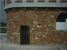 Laja Zacatecas Masonry Wall