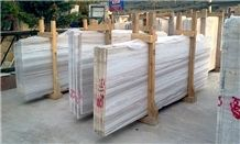 Palisandro Dark Marble, Skyline White Marble Slabs & Tiles, White Polished Marble Floor Tiles, Wall Tiles