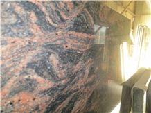 Aurora ,India Granite, Red Granite Slabs, India Granite Slabs