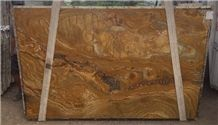 Yellow Bamboo Super Exotic Slabs