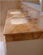 Wonder Onyx Commercial Bathroom Vanity Top
