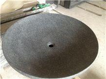 G668 Granite Slabs & Tiles, China Grey Granite