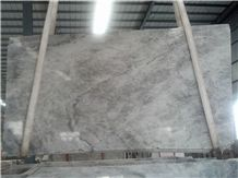 Grey&White Van Gogh Marble Tile & Slab Honed,Polished, Flamed Floor Paving