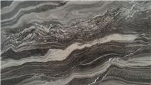 Royal Andino Quartzite Slabs & Tiles, Brazil Brown Quartzite