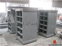 20 Niches Double Side Grey G633 Granite Columbarium / Columbaria