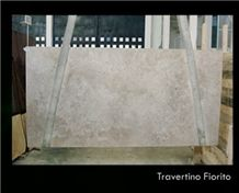 Travertino Fiorito Slabs