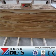 Chinese Yellow Sandstone Slabs Prices for Sale, China Yellow Sandstone