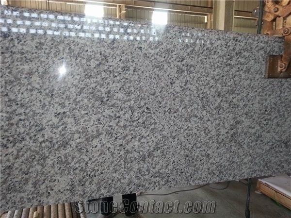 Good Price Tiger Skin White Granite Kitchen Tops Desk Tops Bench Tops With Bullnose Edge