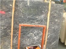 Jaguar Marble Polished Slabs & Tiles, Turkey Grey Marble Slabs, Slabs for Wall and Floor