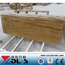 Natural Sandstone Prices for Wall Cladding Slabs & Tiles, China Yellow Sandstone