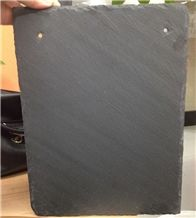 Natural Split Black Slate Tiles & Slabs, Slate Roof Tiles, Wall Cladding Tiles