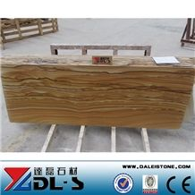 Rainbow Yellow Sandstone Slabs for Wall Tiles, China Yellow Sandstone