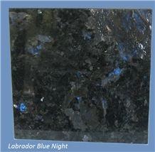 Labrador Blue Night granite tiles & slabs,  polished granite floor tiles, covering tiles