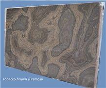 Tobacco Brown Marble Slabs & tiles, Eramosa Marble floor tiles, wall tiles