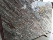 Natural&Antique River Marble Slabs & Tiles, China Grey Marble