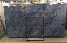 Sodalite Blue Marble Covering,Slabs/Tile,Private Meeting Place,Top Grade Hotel Interior Decoration Project,New Finishd, High Quality,Best Price
