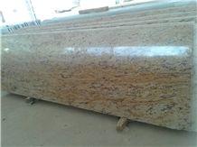 New Shiva Gold Granite Tiles & Slabs, Beige Granite India