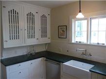 Black Sea Soapstone Kitchen Countertop