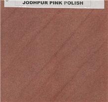 Jodhpur Pink Sandstone Tiles, India Pink Sandstone