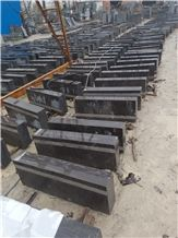 China Bluestone Stairs & Steps, Bluestone Stair Riser, Outdoor Steps